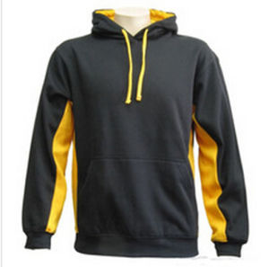 Custom Nice Cotton/Polyester Printed Hoodies Sweatshirt of Fleece Terry (F044) pictures & photos