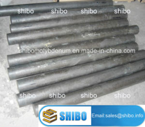 99.97% Pure Black Surface Molybdenum Rods pictures & photos