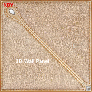 Acoustic Panel 3D Decorative Wall Panel Decoration Material pictures & photos