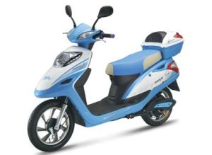 City Electric Scooter Motorcycle Fy350-a