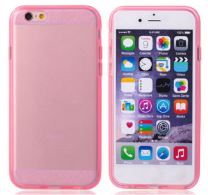 New Arrival Glitter TPU Case for iPhone6 with High Quality pictures & photos