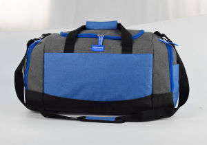 Three-Colour Sport Duffle Bag, Duffel Bag, Travel Bag pictures & photos