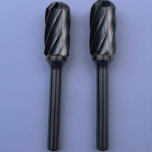 Carbide Rotary Burrs with Aluminum Cut