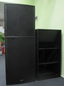 High Power 18 Inch Subwoofer (Xi-218AF) pictures & photos