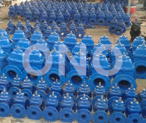 Rising Stem Flange Spring Gate Valve pictures & photos