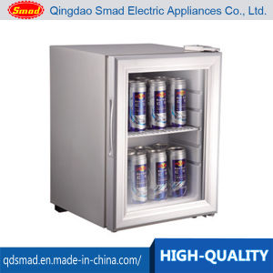 High-Performance Mini Glass Beverage Cooling Display Showcase pictures & photos