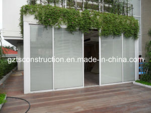 Aluminum Patio Door, Patio Door, Bifold Door, Folding Sliding Door, Sliding Folding Door pictures & photos