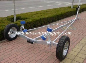 High Quality Galvanized 4.5m Boat Trailer of Factory Bct0910 pictures & photos