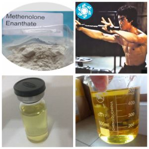 Dromostanolone Enanthate Lean and Hard Muscle Growth CAS: 472-61-1 pictures & photos