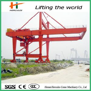 Grab Type Ship Unloader Port Crane pictures & photos