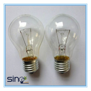 PS55 Incandescent Lamps Clear E27 Base General Bulb pictures & photos