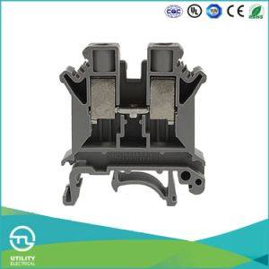 Utl Most Demanding Products in The World Plastic Electric DIN Rail Terminal Block pictures & photos