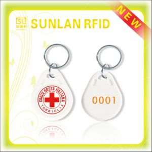 Bulk Production NFC Key Tag for Access Control pictures & photos