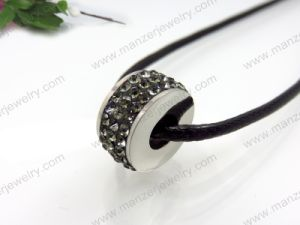 Korea Style Stainless Steel Black Chain Necklace Hot Wholesale