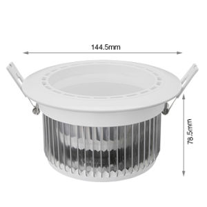 12W Dimmable LED Downlight pictures & photos
