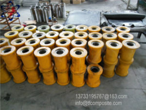 Polyurethane Material Backing Roll with Highest Wear Resistance pictures & photos