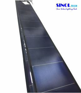 72W Roll-up Thin Film Solar Panels pictures & photos