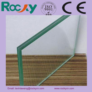 5+0.38+5mm Clear Laminated Glass with Ce/ISO Certificate pictures & photos