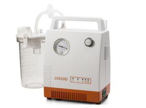 Portable Emergency Aspirator Suction Unit (AC/DC) (SC-JX820D) pictures & photos