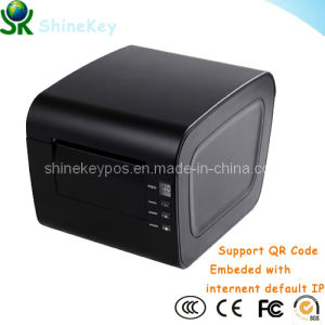 Front Paper out Loading/ 80mm Thermal POS Printer (SK T260M) pictures & photos