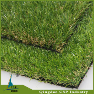 Synthetic Landscape Artificial Lawn for Garden pictures & photos