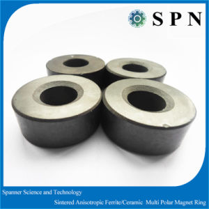 Permanent Ferrite Magnet /Ceramic Multipole Rings for Stepping Motors pictures & photos