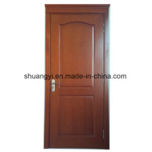 High Quality Carving Luxury Interior Wooden Door pictures & photos