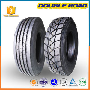 Cheap Price Double Road Brand Truck Tyre 13r22.5, Radial Truck Bus Tyre pictures & photos