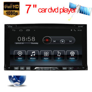 Car Audio Universal DVD Player 3G WiFi 1080P HD pictures & photos