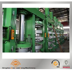 Cycle Tyre Tire Bladder Curing Press with ISO BV pictures & photos