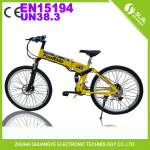 CE Electric Bike/Electric Bycicle pictures & photos