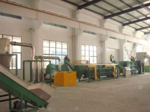 Plastic Film Crushing and Washing Line (FS200) pictures & photos