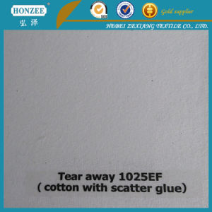 Fusible Embroidery Backing Interlining pictures & photos