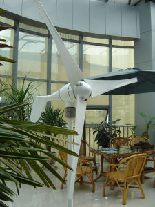 500W AC 12V/24V Horizontal Axis Small Wind Mill Generator (SHJ-500M) pictures & photos