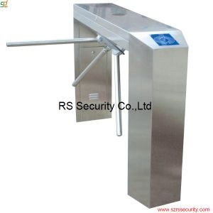 Fingerprint Optional Access Control Tripod Turnstile System