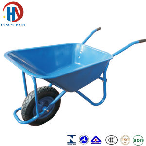 Construction Metal Wheel Barrow (WB50092) pictures & photos