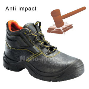 Nmsafety Cheap Leather Work Boots pictures & photos
