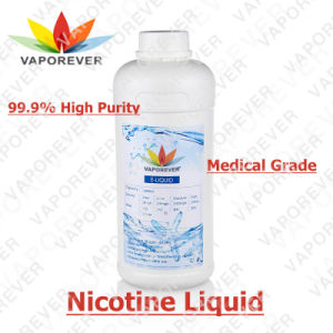 Usp/Ep6.0 Grade 99.9% Pure Liquidnicotine, 24mg/Ml-360mg/Ml with Pg or Vg, Kinds of Flavouring to Make E Liquid. pictures & photos