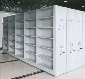 Popular C Style Mobile Shelving pictures & photos