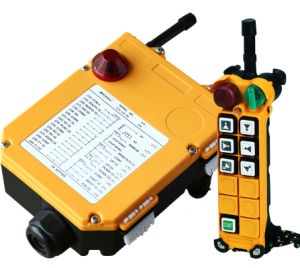 DC 24V F24-6D Double Speed Industrial Radio Wireless Crane Remote Contro pictures & photos