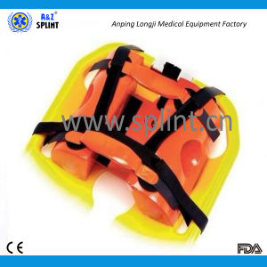 Scoop Stretcher Head Immobilizer