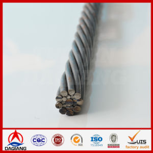 21.8mm 19 Wires Strand for Prestressed Concrete pictures & photos