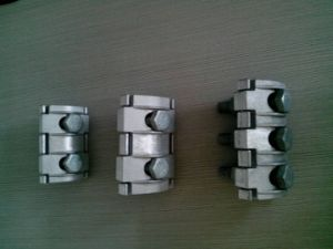 Aluminum Parallel Groove Clamp Aluminum Connector pictures & photos