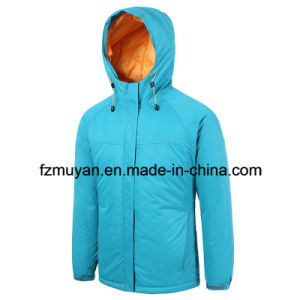 Thickened Down Jacket Filled with Windproof pictures & photos