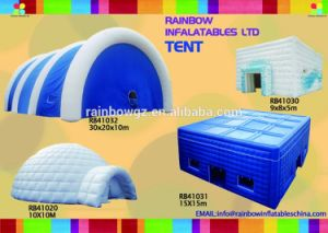 Hot Commercial Used Inflatable Advertising Promotion Tent for Sale pictures & photos