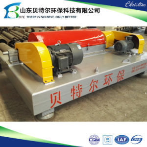 Sludge Dewatering Horizontal Spiral Decanter Centrifuge pictures & photos