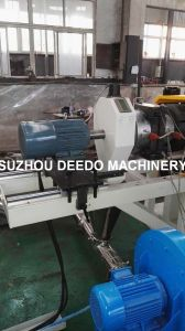 PVC Hot Cutting Pelletizing Line PVC Granule Extruder pictures & photos