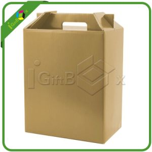 Foldable Wax Corrugated Box Manufacturing pictures & photos