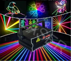 RGB Laser 3W/ Laser Light for Nightclub Lights/ Disco Lights pictures & photos