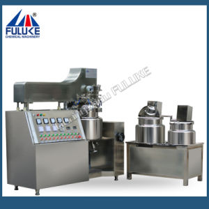 5-5000L Lab Vacuum Emulsifying Mixer for Cream pictures & photos